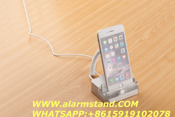 COMER mobile phone acrylic plastic stands upright display table holder for mobile stores - Comerstand.com