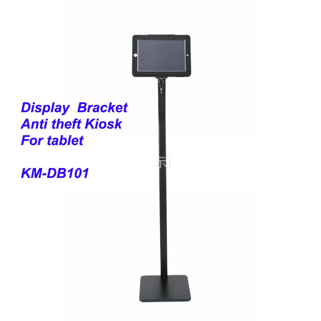 COMER advertising equipment display stand rack for tablet ipad in shop, hotels, restaurant