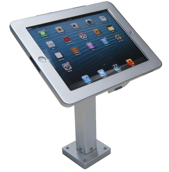 COMER table anti-theft display stand for tablet ipad in shop, hotels, restaurant