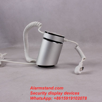 COMER single alarm holders protective for mobile phone multi ports device with alarm controller lockable