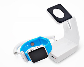 COMER antitheft alarm security devices for Wrist Watch Display Stand  for mobile phone accessories stores - Comerstand.com