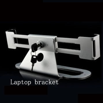 COMER anti-shoplifting notebook computer lock, anti theft for laptop, security lock notebook stands